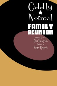 Oddly Normal: Family Reunion Cover