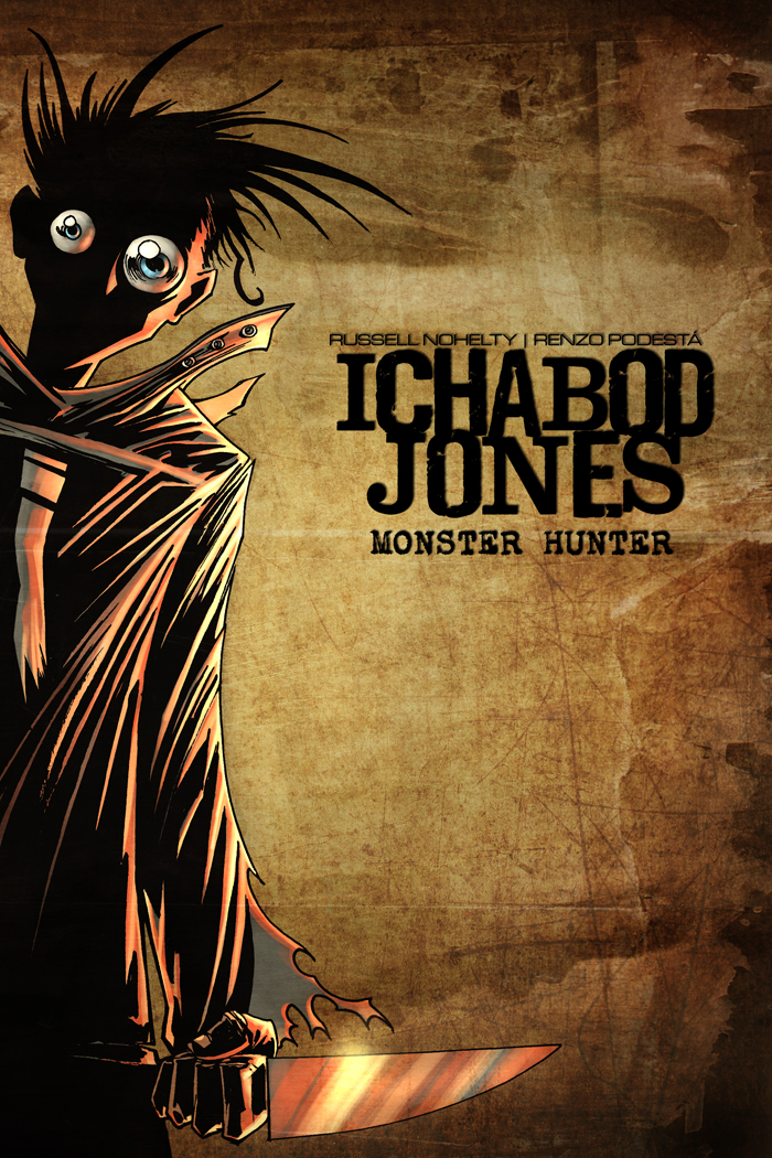 Ichabod Jones: Monster Hunter issue 01